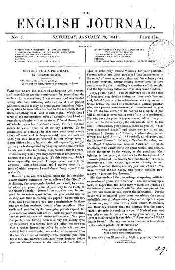 The English Journal PDF