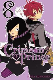 Crimson Prince: Volume 8