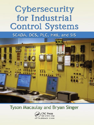 Cybersecurity for Industrial Control Systems PDF