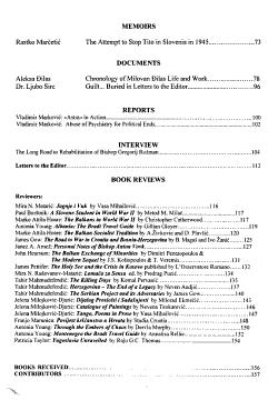 The South Slav Journal PDF