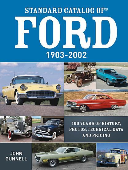 Standard Catalog of Ford  1903 2002 PDF