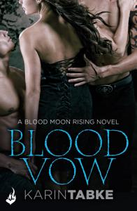Blood Vow  Blood Moon Rising Book 3 Book