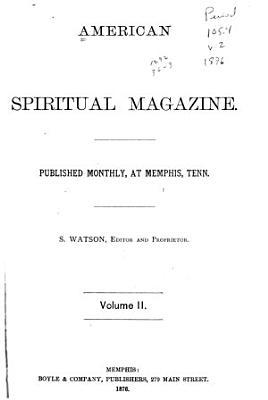 American Spiritual Magazine PDF