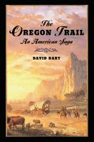 The Oregon Trail PDF