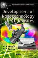 Development of Nanotechnology in Textiles