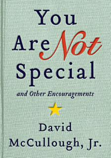 You Are Not Special Book