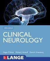 Lange Clinical Neurology, 10th Edition: Edition 10