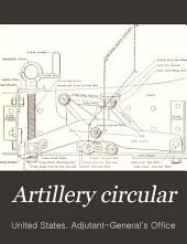 Artillery Circular: Issue 1