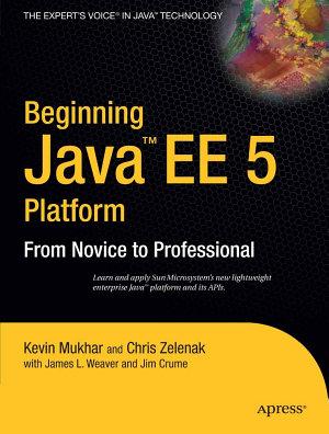 Beginning Java EE 5 PDF