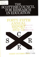 Annual Report   Scottish Council for Research in Education PDF