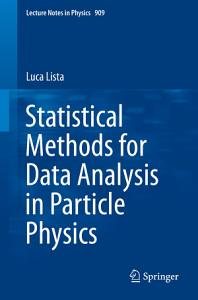 Statistical Methods for Data Analysis in Particle Physics PDF