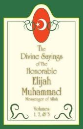 The Divine Sayings of Elijah Muhammad Volumes 1, 2 and 3: Volumes 1-3