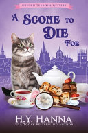 A Scone To Die For  LARGE PRINT