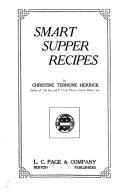 Download Smart Supper Recipes Book