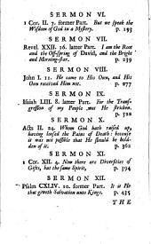 Twelve sermons upon several subjects and occasions. The third volume: Volume 3
