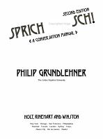 Sprich Deutsch  PDF