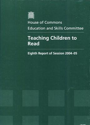 Teaching Children to Read PDF
