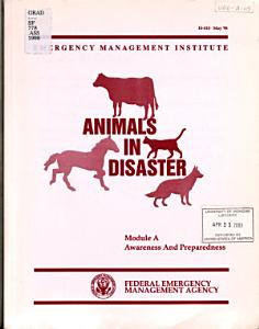 Animals in Disaster