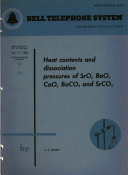 Bell Telephone System Technical Publications