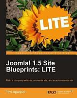 Joomla  1 5 Site Blueprints Lite PDF