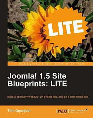 Joomla  1 5 Site Blueprints Lite