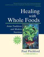 Healing with Whole Foods PDF