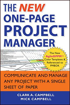 The New One Page Project Manager
