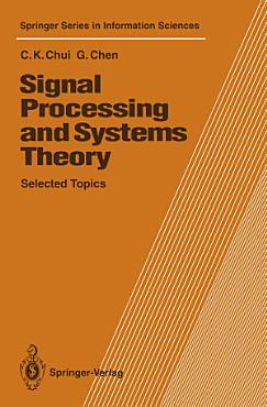Signal Processing and Systems Theory PDF