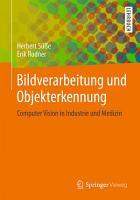 Bildverarbeitung und Objekterkennung PDF