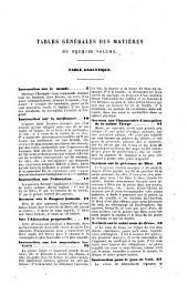 La doctrine catholique expliquée ou recueil hebdomadaire de prones, homélies, sermons et instructions pour toutes les époques de l'année chrétienne