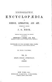 Iconographic Encyclopaedia of Science, Literature, and Art: Volume 2