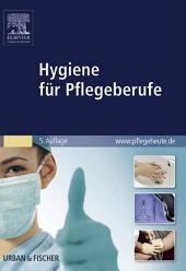 Hygiene für Pflegeberufe: Ausgabe 5