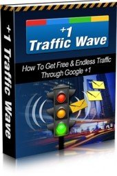 +1 Traffic Wave: How To Get Free & Endless Traffic Through Google +1