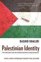 Palestinian Identity PDF