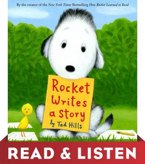 Rocket Writes a Story  Read   Listen Edition