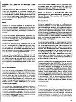Official Master Register of Bicentennial Activities