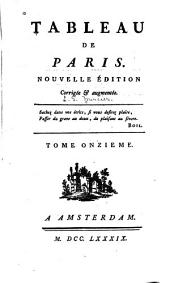 Tableau de Paris: Volumes 11 à 12