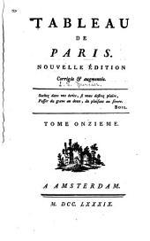 Tableau de Paris: Volumes11à12