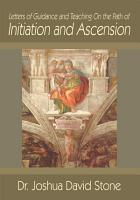 Letters of Guidance and Teaching On the Path of Initiation and Ascension PDF