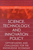 Science  Technology  and Innovation Policy PDF