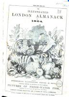 The Illustrated London Almanack PDF