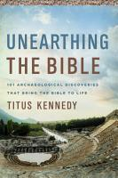 Unearthing the Bible PDF