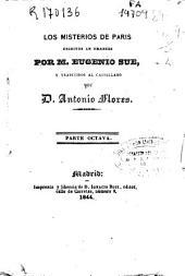 Los misterios de Paris: Volumen 8