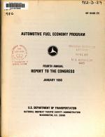 Automotive Fuel Economy Program