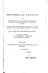 Cambrian Register: Volume 2
