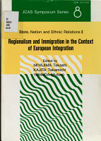 Regionalism and Immigration in the Context of European Integration PDF