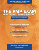 The PMP Exam Book