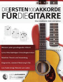 Die ersten 100 Akkorde fu   r die Gitarre PDF