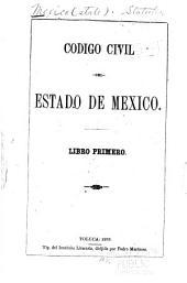 Codigo civil del estado de Mexico ...