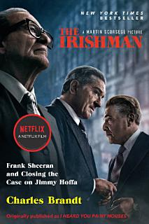 The Irishman  Movie Tie In  Book